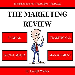 The Marketing Review Audiobook