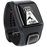TomTom Runner Cardio (White/Grey) (Discontinued by Manufacturer)