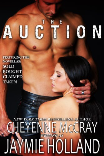 The Auction collection boxed set by Cheyenne McCray