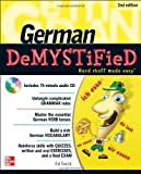 Image of German DeMYSTiFieD, Second Edition