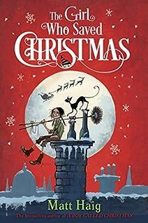 Book Cover: The girl who saved Christmas