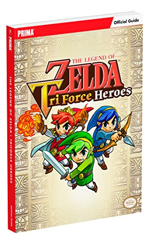 The Legend of Zelda: Tri Force Heroes Standard Edition Guide