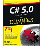 img - for C# 5.0 All-in-One For Dummies (For Dummies) (Paperback) - Common book / textbook / text book