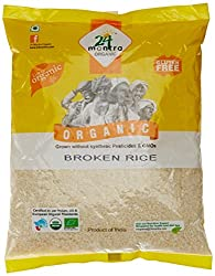 24 Mantra Organic Broken Rice, 1kg