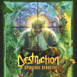 Destruction - Spiritual Genocide-Ltd.Ed. Digipak-2012-MCA int Download