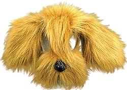 Bristol Novelty Shaggy Dog. (eye Masks) - Unisex - One Size from Bristol Novelty