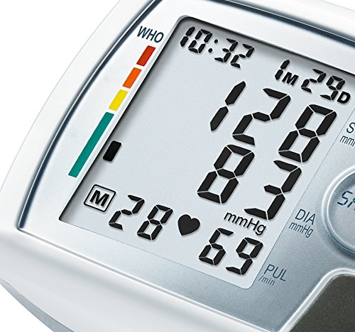 Sanitas SBM 03 Handgelenk Blutdruckmessgerät - 5