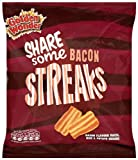 Golden Wonder Bacon Streaks 150 g (Pack of 12)