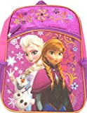 Disney Frozen Princess Elsa & Anna 16 School Backpack