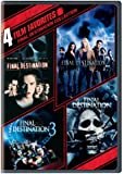NEW Final Destination 1-4 (DVD)