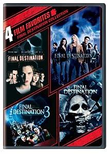 4 Film Favorites: Final Destination (Final Destination, Final Destination 2, Final Destination 3: Special Edition, The Final Destination)