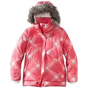 Columbia Girls 7-16 Snow Trinity Down Bomber Jacket