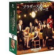 ブラザーズ&シスターズ シーズン5 コンパクト BOX DVD