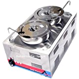 NEW Commercial Kitchen Adcraft Portable Steam Table Food Warmer Soup Station