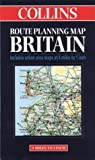 Britain (Collins Route Planning Map) (0004488253) by Collins Publishers