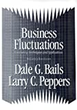 img - for Business Fluctuations book / textbook / text book