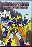 Formators Attack of the Helans DVD Children Cartoons NEW
