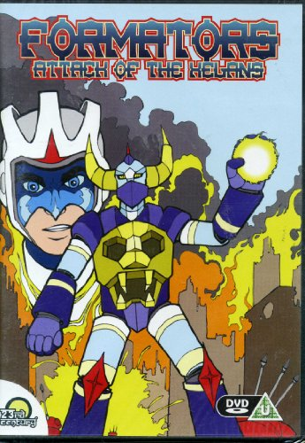 formators-attack-of-the-helans-dvd-children-cartoons-new