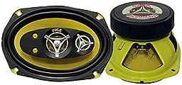 PYLE PLG69.5 6-Inch x 9-Inch 450 Watt Five-Way Speakers