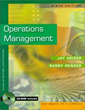 Operations Management and Student by Jay Heizer