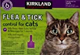 Kirkland Signature Fllea & Tick Control for Cats