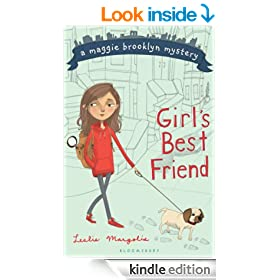 Girl's Best Friend (Maggie Brooklyn Mystery Book 1)