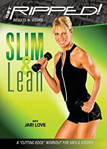 Get Ripped! Slim and Lean