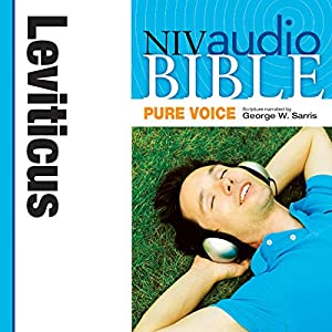 NIV Audio Bible, Pure Voice: Leviticus Audiobook