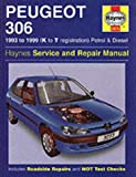 img - for Peugeot 306 Service and Repair Manual (93-99) (Haynes Service and Repair Manuals) book / textbook / text book
