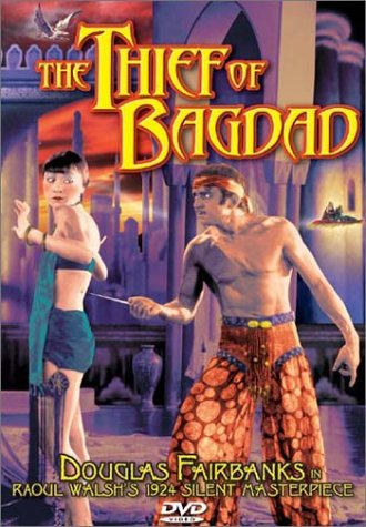 Thief of Baghdad [DVD] [1925] [Region 1] [US Import] [NTSC]