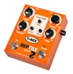 T-Rex REPTILE-2 - Reptile 2 Delay Pedal by T-Rex Engineering