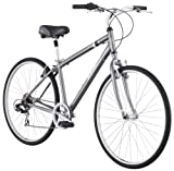 Diamondback Men's 2012 Kalamar Hybrid Bike (Silver)