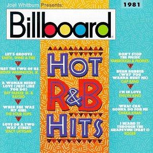 Earth, Wind & Fire - Billboard Hot R&b Hits 1981 - Zortam Music