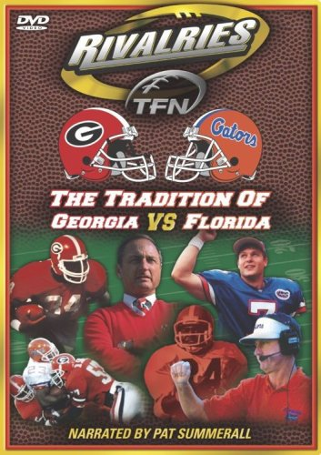 Cover art for  Rivalries: The Tradition of Georgia vs. Florida