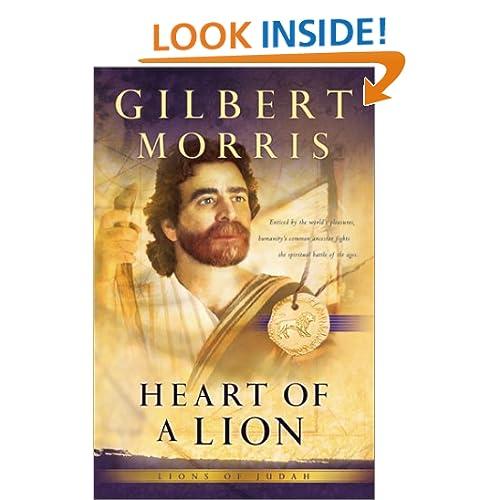 Heart of a Lion (Lions of Judah Series #1)