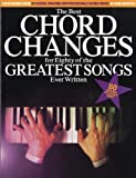 Various THE BEST CHORD CHANGES FOR EIGHTY OF THE GREATEST SONGS EVER WRITTEN M