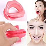 Ewin24 New Silicone Rubber Face Slimmer Mouth Muscle Tightener Anti-aging Anti-wrinkle