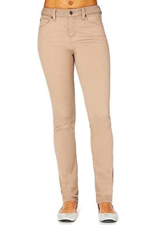 Miraclebody by Miraclesuit Women's Skinny Minnie Colored Jeans Pants
