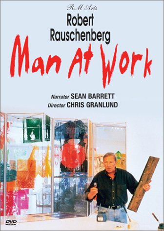 Robert Rauschenberg - Man At Work Picture