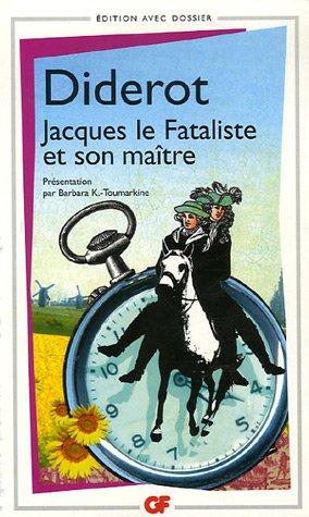 [Diderot, Denis] Jacques le Fataliste et son Maître 51ZYAY19YML._