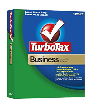 TurboTax Business 2005 [Old Version]
