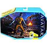 James Cameron's Avatar Movie Toy Viper Wolf Attack With Avatar Jake Sully