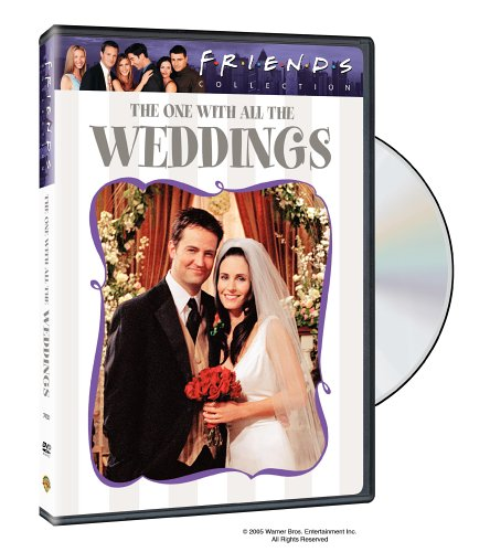 Friends - The One With All The Weddings front-336151