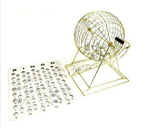 Professional Jumbo Size Deluxe Bingo Set