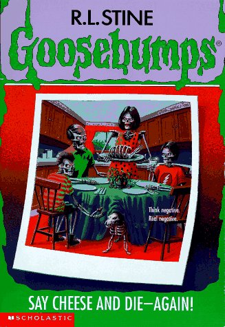 goosebumps deep trouble book report Buy the paperback book goosebumps by r l stine at indigoca, canada's largest bookstore + get free shipping on fiction and literature books over $25 goosebumps: deep trouble · goosebumps #3 monster blood · goosebumps # 4: the haunted mask · goosebumps #5: one day at horrorland.