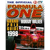 The Official F1 Itv Formula One Grand Prix Guide 1998