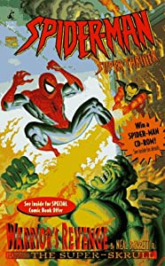 WARRIORS REVENGE SPIDER MAN SUPER THRILLER 8 by Neal Barrett