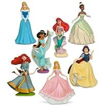 Disney Princess Mini-Figure Play Set #1