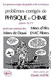 echange, troc Claude Maître - Physique et Chimie Mines d'Alès, Douai et ENAC Pilotes. 1985-1987