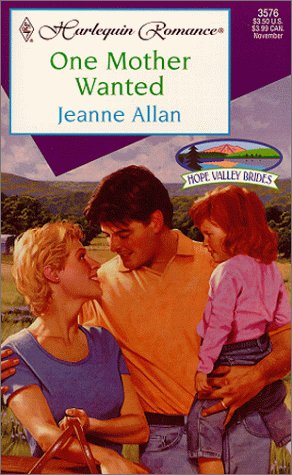 One Mother Wanted, JEANNE ALLAN